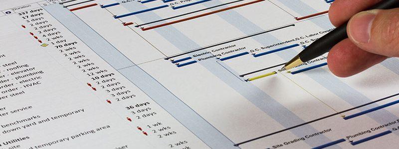 Project-Management---Gantt-Chart